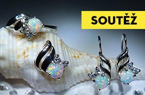 Zahrajte si o šperky v hodnotě 7 000 Kč